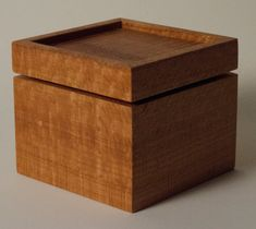 Hand Crafted Keepsake / Jewelry Box / Wooden by LaFondWoodworks