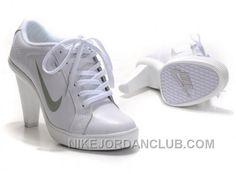 http://www.nikejordanclub.com/womens-nike-dunk-high-heels-low-shoes-white-grey-best.html WOMEN'S NIKE DUNK HIGH HEELS LOW SHOES WHITE/GREY BEST Only $105.88 , Free Shipping!