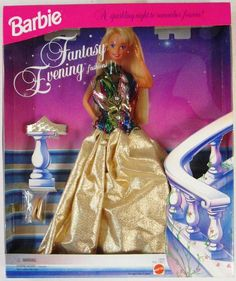 Barbie Fashion Fantasy Evening Fashion Pack 13023 New | eBay