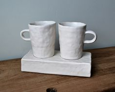 Espresso Cups with Stand