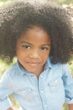 Natural hair. Little girls. Beautiful photos.