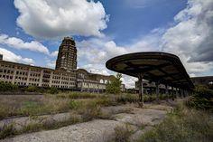 Buffalo Central Terminal, via Flickr.