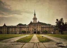 Trans-Allegheny Lunatic Asylum - West Virginia