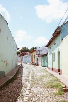 Travel Guide Trinidad Cuba