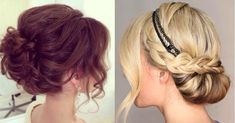 10 lightning hairstyles for long hair. 10 lightning hairstyles for long hair. Diy Wedding Hair, Different Hairstyles, Dress Makeup, Makeup Tips, Makeup Products, Afro, Your Hair, Makeup Looks, Make Up