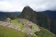 Machu Picchu - Lopultakin! =)