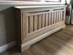 Oxford radiator covers, bespoke made to measure radiator covers Made To Measure Furniture, Built In Furniture, Custom Made Furniture, Bespoke Furniture, Home Decor Furniture, Home Decor Bedroom, Furniture Making, Diy Projects To Increase Home Value, Radiator Heater Covers