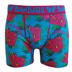 8e8c65a896 Bawbags Underwear 3 Pack Aloha Boxer