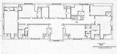 Glensheen Third Floor Plan