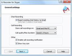 Skype Recorder - http://skyperecorder.org/skype-recorder/