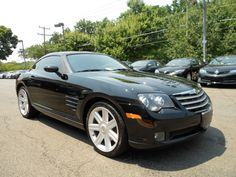 2008 Chrysler Crossfire Limited in Fairfax, VA. This Crossfire Limited has a clean Carfax, low miles and a 12 month 12,000 mile warranty.