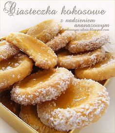 Sweet Recipes, Cake Recipes, Dessert Recipes, Christmas Sweets, Christmas Cookies, Aquafaba, Polish Recipes, Arabic Food, Pumpkin Cheesecake