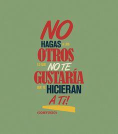 Spanish Confucious. ha!