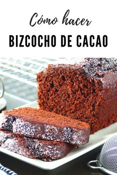 Good Food, Yummy Food, Pan Dulce, Popular Recipes, Chocolate Desserts, Just Desserts, Food Dishes, Mexican Food Recipes, Cake Recipes