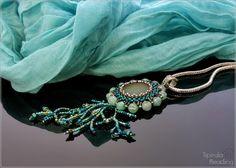 Spirala beading: Under the Sea Pendant Design, Under The Sea, Beading, Brooch, Pendant Necklace, Etsy, Jewelry, Fashion, Moda