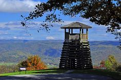 Droop Mountain Battlefield State Park #GoToWV