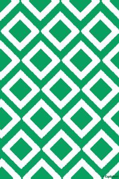 Green pattern . iPhone wallpaper