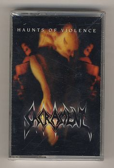 Sacrament Haunts of Violence 1992 Christian Metal REX Music OOP (Cassette) NEW   | eBay