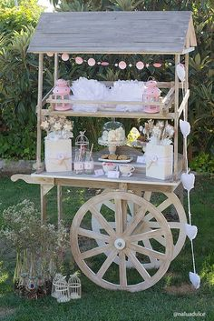 See more ideas about Candy table, Candy buffet and Candy car. Candy Table, Candy Buffet, Dessert Buffet, Dessert Bars, Dessert Stand, Dessert Tables, Bar Deco, Bar A Bonbon, Sweet Carts