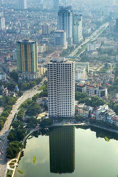 Ba Dinh, Hanoi - Vietnam