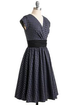 Pretty on the Park Bench Dress | Mod Retro Vintage Dresses | ModCloth.com