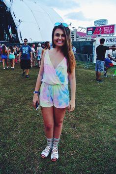 Festival Street Style – Sunset Music Festival