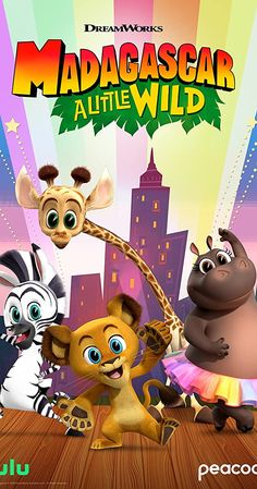 Madagascar: A Little Wild (TV Series 2020– ) - IMDb