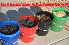 Top 6 Survival Items To Hoard When You're 60