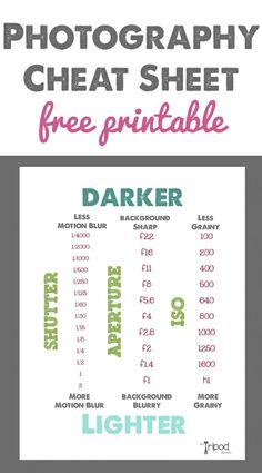 Free-Photography-Cheat-Sheet-Printable