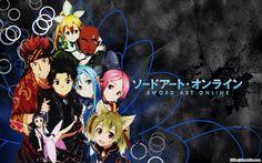 Share An Sword Art Online Wallpaper Download ACG Wallpapers