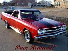 1965 Chevrolet El Camino for Sale | ClassicCars.com | CC-632925