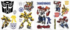 Transformers: Age of Extinction Autobots Wall Decals >>> Continue to the product at the image link. (This is an affiliate link and I receive a commission for the sales)