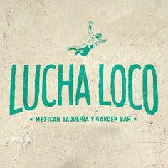 Lucha Loco DESIGNED BY BRAVO COMPANY.  Singapore's first Mexican taquería, Lucha Loco,