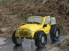 Jeep Cake 4