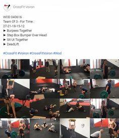 #CrossFit #CrossFitVoiron #Voiron #Wod