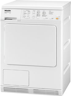 Miele White T8023 C Condenser Dryer [Keith] Final choice $1,499