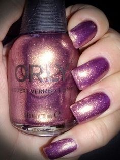 Obsessed with this color! ORLY - Ingenue