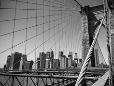 Brooklyn bridge New York City  © Manu Reyboz Photography