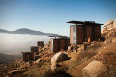 Endemico Luxury Hotel In Baja California, Mexico