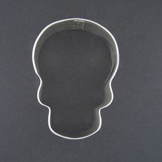"""New Skull 3"""" Cookie Cutter For Only $1.00"""