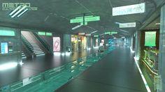 Metro by Cementiet on deviantART