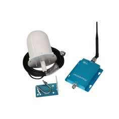 Wireless 2G Amplifier 900MHz Mobile Phone Signal Repeater GSM Extender + Antenna