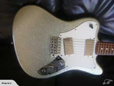 Fender Supersonic made in Japan