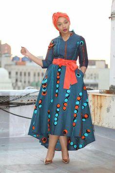 Resultado de imagem para fashionable african dresses Remilekun by laviye African Dresses For Women, African Print Dresses, African Print Fashion, Africa Fashion, African Attire, African Wear, African Fashion Dresses, African Women, Fashion Outfits