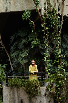 Orla Kiely campaign shoot for AW 15, photography by Yelena Yemchuk