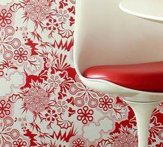 Flavor Paper Party Girl Wallpaper | 2Modern Furniture & Lighting