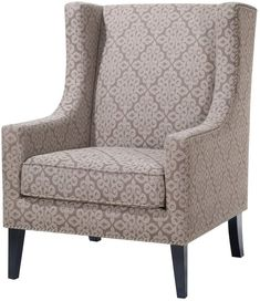 Shop a great selection of Madison Park Barton Wing Chair, x x Multicolor. Find new offer and Similar products for Madison Park Barton Wing Chair, x x Multicolor. Wingback Accent Chair, Wing Chair, Accent Chairs, Tufted Ottoman, Swivel Chair, Wingback Chairs, Chair Upholstery, Chair Cushions, Armchairs