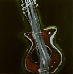 Guitar art.