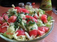 sałatka z rukoli i roszponki do obiadu: Przepisy, jak zrobić - Smaker.pl Fruit Salad, Potato Salad, Potatoes, Ethnic Recipes, Food, Fruit Salads, Potato, Essen, Meals
