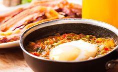 Moquequinha de ovos caipiras - http://superchefs.com.br/moquequinha-de-ovos-caipiras/ - #AndressaCabral, #MezaBar, #Moqueca, #MoquequinhaDeOvos, #Receitas, #ReceitasDeCarolina